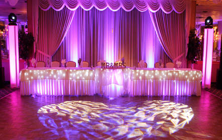 Wedding Uplighting Will Bring Your Reception To Life