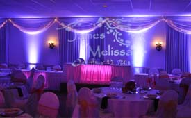 wedding uplighting will bring your reception to life akron ohio
